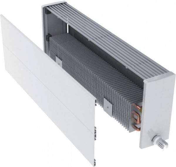 Водяные конвекторы отопления: устройство, принцип работы, разновидности