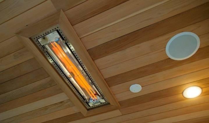 Проектирование систем инфракрасного отопления