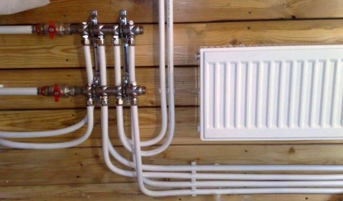 Диаметр трубы для отопления частного дома: каким оптимальным диаметром трубы делать отопление, фото и видео примеры