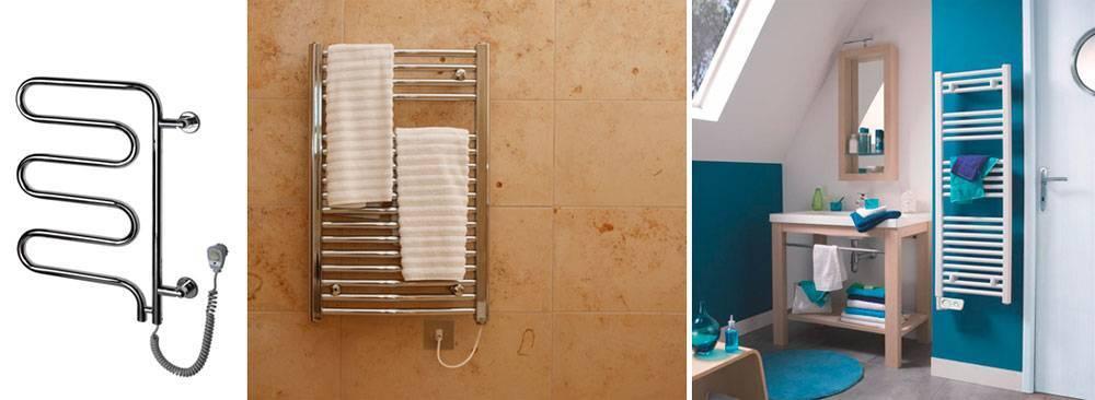 Полотенцесушитель радиатор: что лучше для отопления в ванной вместо стандартной батареи