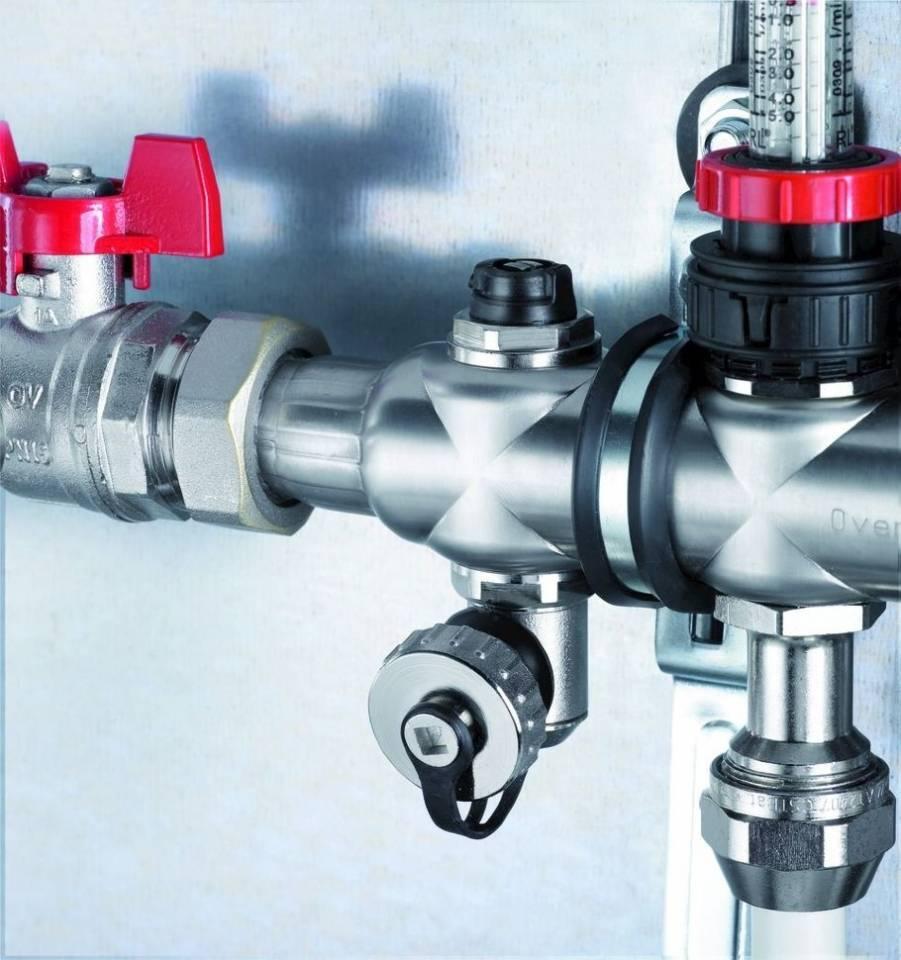 Защитная, регулирующая и запорная арматура для трубопроводов — установка и ремонт