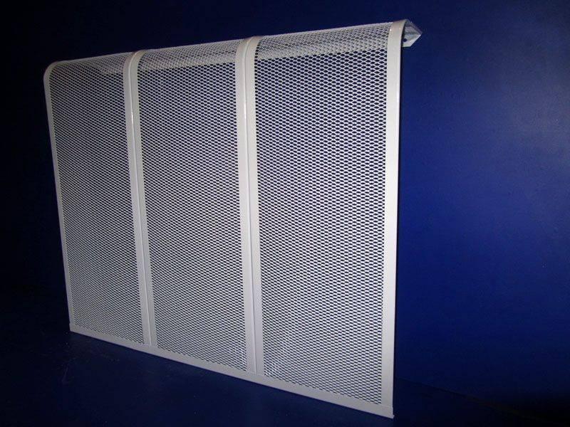 Вентиляционные решетки пластиковые: правила выбора и монтажа