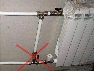 Принцип работы кранов для радиаторов отопления