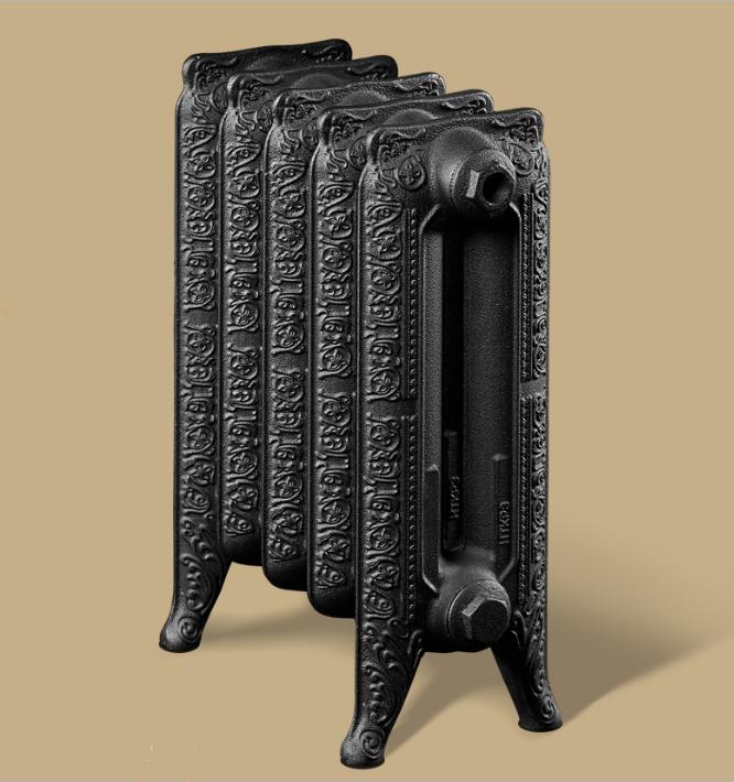 Чугунные радиаторы отопления: характеристики батарей, их достоинства и недостатки