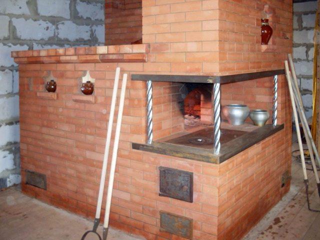 Дом с русской печкой планировка. проект дома с печным отоплением - делаем планировку заранее