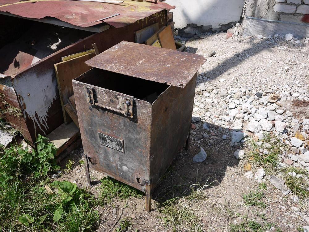 Печь для сжигания мусора из кирпича в сад своими руками: порядовка садовой русской печки с казаном и камином, пошаговая инструкция