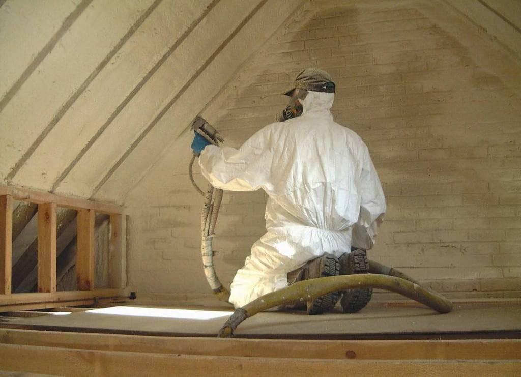 Утепление дома пенополиуретаном: цена, отзывы, порядок работ