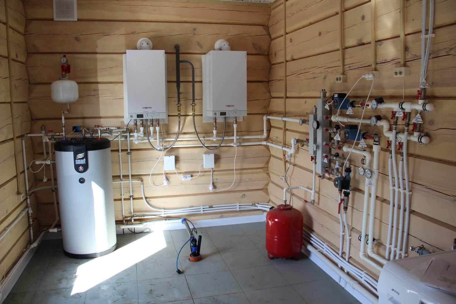 Современные системы отопления частного дома - выбираем вариант отопительной системы из доступных