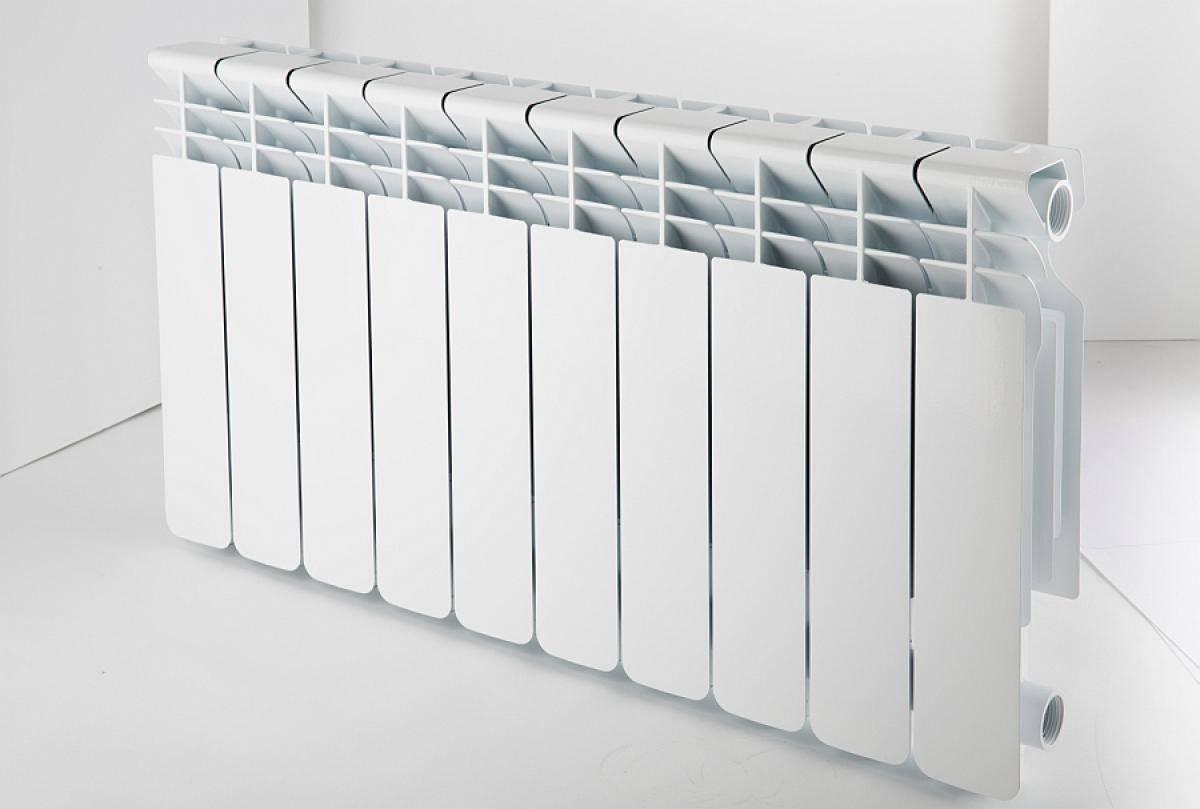 Как выбрать биметаллические радиаторы отопления + видео