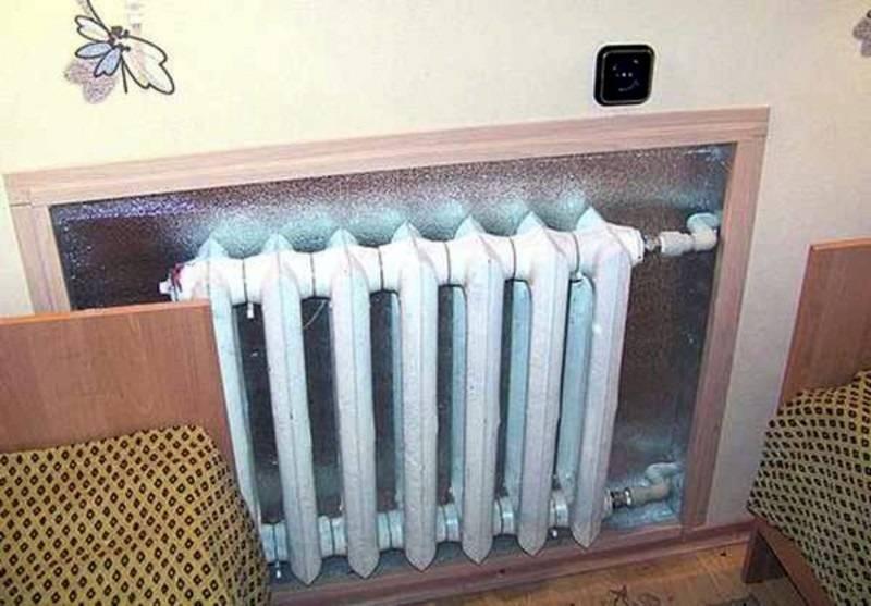 Сравнение радиаторов отопления по теплоотдаче