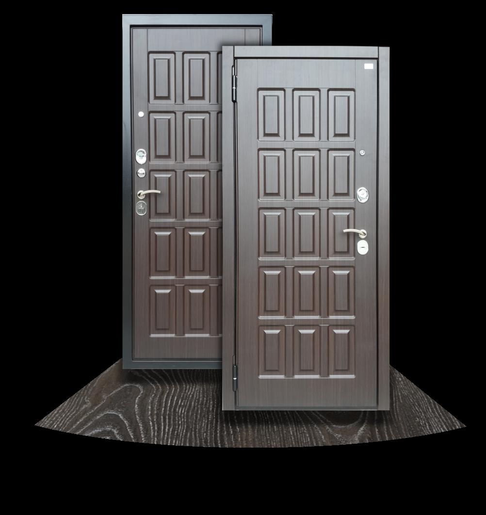 Входные двери размеры с коробкой: объясняем развернуто