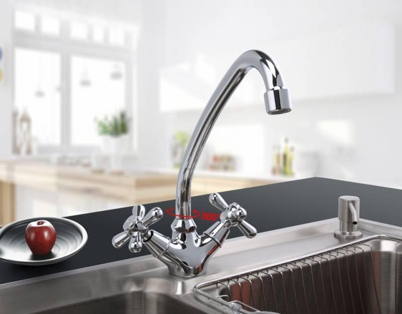 Кран на кухню: как правильно выбрать кухонный смеситель, лучшие качественные и надежные, отзывы